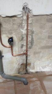Waterleiding aangelegd Zeist
