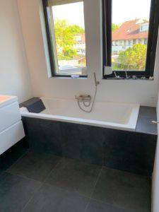 badkamer geplaatst in Zeist