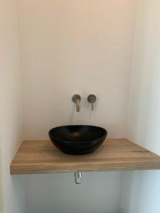Afwerking badkamer plaatsen Zeist